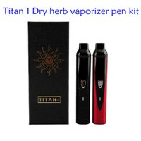 Cheap 2200mah dry herb TTTAN I kit Best 2200mAh adjustable tempreture vape Mods