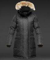 Cheap womens brand Down Jacket Best women Nobis Down Coats