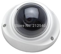 Wholesale Wide Angle Fish eye TVL CCTV Camera Degree Sony CCD Dome Camera Image without warping