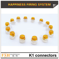Wholesale FedEX DHL Clips wire connectors K1 wire connectors for wire connecting fast shipping and good quality on sale