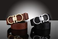 Wholesale NEW Arrival Men Belt Brand Designer Genuine Leather Strap Fashion Belts For men and women