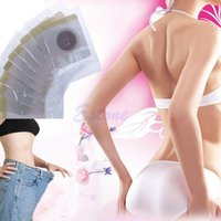 aid weight loss - Magnetic Patch Diet Slim Slimming Weight Loss Adhesive Detox Burn Pads Fat Y122