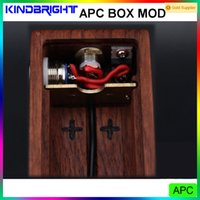 apc pricing - 2015 mechanical mod original ipv box mod wood mod apc mod with cheap price from factory