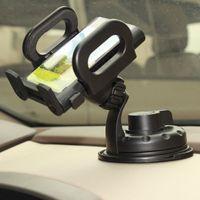 Cheap Wholesale-Shun Wei car holder multifunction dashboard vent window glass Phone Holder SD-1121G