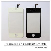 Wholesale cell phone repair parts replacement touch screen for iphone s