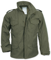army field jacket xl - M65 US MILITARY FIELD JACKET ARMY COMBAT OLIVE LINER MENS VINTAGE COAT PARKA TOP