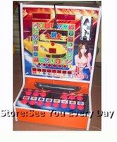 gambling game - 2pcs Pack The Newest Portable Small Mini Amusement Arcade Coin Operated Gamble Casino Games Machines tragamonedas