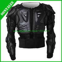 body armor - Moto armors Motorcycle Jacket Full body Armor Motocross racing motorcycle cycling biker protector armour protective clothing black color