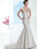 Cheap Trumpet/Mermaid 2014 Wedding Dresses Best Reference Images Sweetheart Mermaid Wedding Dresses