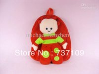 Wholesale In the Night Garden Plush Children s Backpacks Pursers Plush Doll cm high