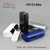 Precio de D3 ipv-Auténtico Pioneer4you <b>IPV D3</b> caja mod para augvape merlin mini rta ilimitado rdta vs ipv8 wismec rx mini rx300 sigelei fuchai 213 plus