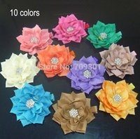 baby bow clippie - Baby Hair Clips Infant Hair Clips Fabric Flower Hair Clips Girls Hair Clip Bows Clippie