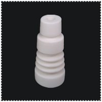 Wholesale Domeless Nail Ceramic nail Female Male Joint mm and mm C5 Ceramic Nail DHL XLR003
