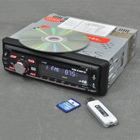 Cheap car dvd Philip Ma - Yuke America A-6050M Car CD DVD with AUX USB SD input FM radio Car CD host