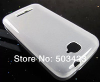 other alcatel skins - Alcatel C7 Case New Matte Soft TPU Gel Skin Case For Alcatel One Touch Pop C7