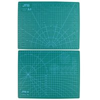 Wholesale Hot Sale PVC cutting mat A4 durable self healing cut pad patchwork tools handmade Diy accessory cutting plate Dark green cm