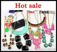Cheap Europe Style Necklaces Bracelets Earrings Rings Multi styles Fashion Jewelry 500g hot sale