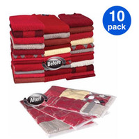 Clothing space beds - pc cm vacuum storage bag Space saving bag for clothing and bedding Vac Bag
