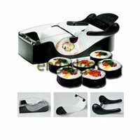 Wholesale Perfect Roll Sushi Maker Roller Machine DIY Easy Kitchen Magic Gadget