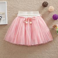 baby dancers - Hot Sale European Children Summer Dress Girl Tutu Skirt Baby Girl Sparkly Grenadine Pettiskirt Girl Dancer Dress Princess Dress
