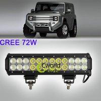Cheap light bar Best 72w led