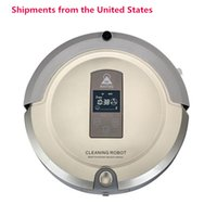 Wholesale NEW Amtidy Automatic Intelligent Robot Vacuum cleaner Multifunction Household Cleaning V V Shipment from America order lt no trac