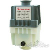 Wholesale NEW Edwards EMF10 EMF Oil Mist Exhaust Filter KF25 Ports Designed for Edwards for RV3 RV5 RV8 RV12 E2M2 E2M5 E2M8 E2M12 Vacuum
