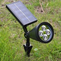 Wholesale DHL shipping Solar Powered Outdoor LED Lights auto on auto off LED bulbs Garden Yard Swimming Poor waitingyou
