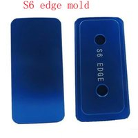Wholesale Samsung Galaxy S6 edge D mold Metal tool d sublimation jig mould