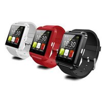 android one piece - 2016 Hot one piece function bluetooth call reminder Passometer watches men smartwatch android for smartwatch u8 for Wearable Devices