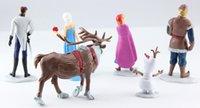 Wholesale 6pcs set CM New Movie Cartoon PVC action figures best children toys gifts