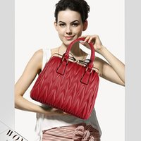 clip handbag - 2014 new winter handbags fold Branded steel clip Ms shoulder portable diagonal bag factory outlets