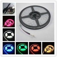 Wholesale Quality Non Waterproof LED m roll LED Strip SMD RGB LED Flexible Light Strip