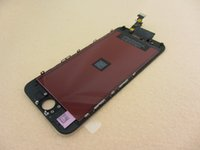 Wholesale DHL For iPhone LCD Digitizer Touch Screen Front Assembly inch New Replacement With Midframe