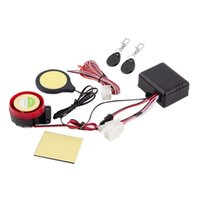 motorcycle alarm - Set Motorcycle Bike IC Card Alarm Induction Invisible Lock Immobilizer System Hot Worldwide