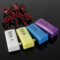 Wholesale 1x V Universal Car Cellphone USB Charger Motorcycle Mobilephone USB Charger Colors order lt no track