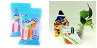 Wholesale PACK seal clip plastic bag sealing clips plastic food bag clips food sealing clip