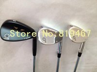 Wholesale golf clubs Vokey SM5 wedges set degree Silver Champagne black come with steel shaft golf wedges RH