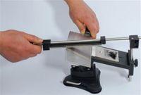 angled knife - New arrives Update Professional Kitchen Knife Sharpener System Fix angle Stones Version II Update Professional Kitchen Knife