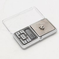 Wholesale 200g x g Mini Electronic Digital Jewelry Scale Balance Pocket Gram LCD Display