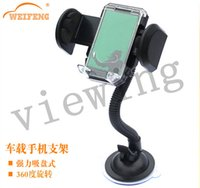mounted photo frames - Universal Car Mount Holder Windshield Adjustable Car Holder Air Outlet Car phone holders with Photo Frame A