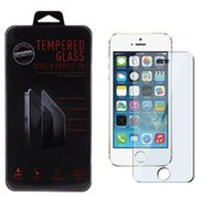 Cheap For Apple iPhone 0.26mm Tempered Glass Best   glass Screen Protector