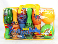 Wholesale Indoor Sport Bowling Gifts Children toys children toys children bowling Bowling Training