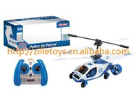 air brush supplies - Playwright factory direct supply air amphibious remote control aircraft with gyro light equipped with USB fan leaves