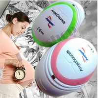 CE/EU baby minitor - 5 Mini homecare prenantal minitor baby heartbeat Angelsounds Fetal Doppler portable pink cute or Cool Green color for pregnancy