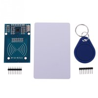 Wholesale High Quality RC522 Card Read Antenna RFID Reader IC Card Proximity Module New induction module