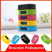 Wholesale Bluetooth Smartband Bracelet pedometer fitbit flex health activity tracker Silicone Smartwatch e watch Black Rose Red Green Blue Yellow