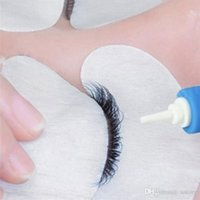 Wholesale New Arrivals Pairs As a set Eyelash Pad Gel Patch Lint Free Lash Extension Eye Mask Make Up Beauty Tool T229