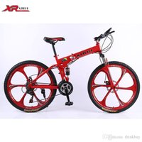 alloy wheels suppliers - 21 Speed mountain bike complete A1 folding bicycle inch black supplier bikes Magnesium alloy wheels road bikes for cm