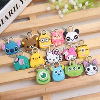Wholesale best new set Mini cartoon small drawer locks to travel high quality
